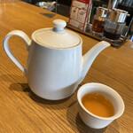 鼎泰豊 - お茶いただきました。