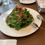 アメリカンクラブハウス - ほうれん草のサラダ