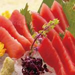 朝獲れ鮮魚 魚鮮水産 - 今や貴重なマグロをお手頃価格でご提供!!