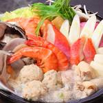 朝獲れ鮮魚 魚鮮水産 - ご宴会コースはお鍋が選べます♪