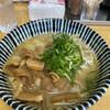 せせらぎ食堂 - 料理写真:すじ肉ラーメン850円