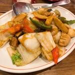珉龍 - 八宝菜
