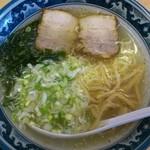 八幡 - 塩ラーメン600円