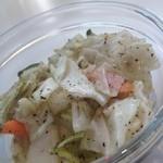 京華茶楼 - サラダ