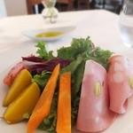 15237852 - 季節野菜の盛り合せサラダ