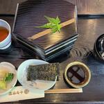 千世倭樓 潮の音 - 料理写真:小田原海鮮ちらし