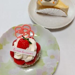 心のおと - 料理写真:タルト&ミルクレープ