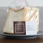 ゴフ ブーランジェリー - 料理写真:・湯種食パン 1斤 246円/税込