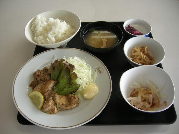 呉市役所食堂