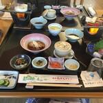 萩観光ホテル - 料理写真: