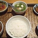 Sawadee Lemongrass Grill - 日替わりランチセット