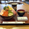 伊澤家 - 料理写真:・豪華海鮮丼 ドーム盛り 2,200円/税込