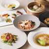 中国料理 皇家龍鳳 - 料理写真:桃華 ~ふかひれと金華豚、夏野菜~