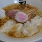 152387058 - ワンタン麺(950円)