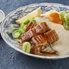 東京 吉兆 - 料理写真:暑い夏にさっぱり食べれる鰻とろ冷麦