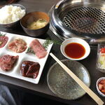 焼肉 はな博 - 料理写真:味わい焼肉ランチ