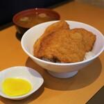とんかつ太郎 - 料理写真:ミニかつ丼