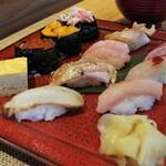 せかい鮨 - 料理写真:極み