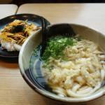 笹うどん - 料理写真: