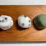 Demachifutaba - 名代豆餅・田舎大福