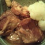 くいものや 花水木 - 豚の角煮
