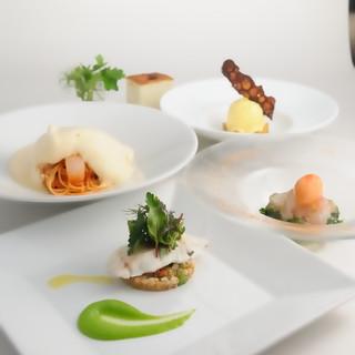 足繫く通いたい、京都の旬を織り込んだ端正なコース料理