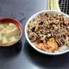 焼肉 白頭山 - 料理写真:カルビ丼大