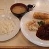 キッチンよしむら - 料理写真:ハンバーグ&串カツ