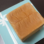 パン工房 今西 - 真上からの食パンさんずっしり重めっ(*´艸`*)♪
