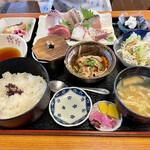 海鮮和食 魚まみれ 仲々 - 料理写真:仲々御膳