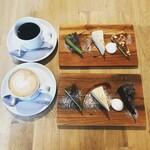 喫茶 ツキアカリ - 料理写真: