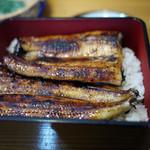 上條鯉店 - 料理写真:うな重~☆
