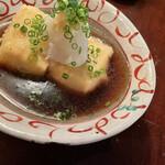 蔵の庄 - 揚げ出し豆腐