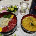 クスリのアオキ - 料理写真:今日の夕飯です。