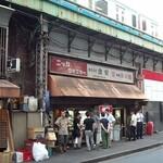 食安商店 - 有りし日の食安商店②