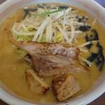 麺屋 おざわ - みそらーめん(850円)