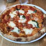 TRATTORIA AL POMPIERE - ピザ