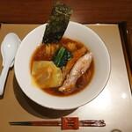麺 紡木 - 地鶏醤油らぁ麺