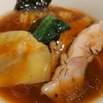 麺 紡木 - アップ