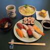 秀寿司 - 料理写真:にぎりランチ