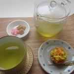 喫茶室 きっさこ - 嬉野茶&秋錦