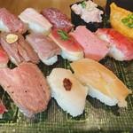 水戸駅北口 肉寿司 -