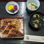 うなぎの幸栄 - 料理写真:うな重