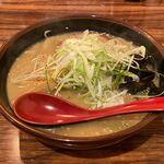 麺屋 しん - 生姜かおるRSコラボ味噌(850円)