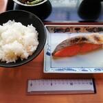 めし処新見世 - 料理写真:ランチ 魚コース