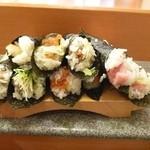 15245367 - 手巻き寿司
