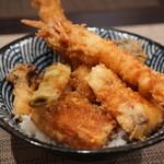 天ぷら とばり - 料理写真: