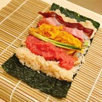 sushikoshikawa - スペシャル巻き物!今まで食べたどの巻き物より美味しい!♡