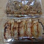 新福菜館 - 焼き飯大と餃子