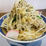 仁 - 料理写真:濃厚タンメン仁 野菜塩(並)